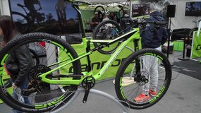 2017 CANNONDALE SCALPEL-SI CARBON 1 in Los Angeles, California