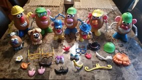 **REDUCED** Large Potato Head Family w/ LOTS of Accessories in Fort Campbell, Kentucky
