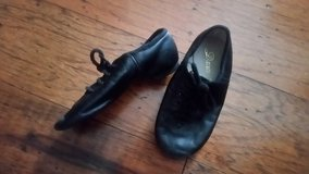 Black Jazz Dance Shoes, Toddler Size in Fort Campbell, Kentucky