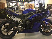 2012 Yamaha R6 in Miramar, California