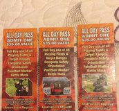 Paintball tickets in Oceanside, California