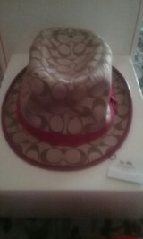 Coach hat in Yucca Valley, California
