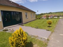 Wonderful  stand alone house in Wiersdorf with 2 garages for rent in Spangdahlem, Germany