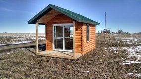 "10x14 cabin from ""Custom Cabins by Dan"", Tiny cabin, hunting or fishing cabin in Colorado Springs, Colorado"