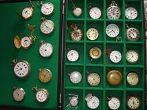 50 antique pocket watches in Ramstein, Germany