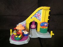Fisher Price Little People Amusement Park in Cherry Point, North Carolina