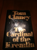 TM CLANCY THE CARINAL OF THE KREMLIN in Sandwich, Illinois