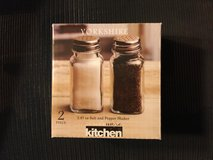 Circleware Yorkshire Salt and Pepper Shakers 2.87 oz in Chicago, Illinois
