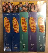 Seinfeld Set of Seasons 1 - 6 Complete - Never Opened! in Plainfield, Illinois