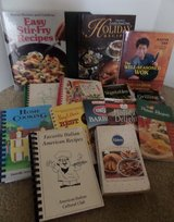 Cookbooks Galore: Lot 4 in Kingwood, Texas