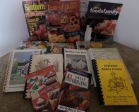 Cookbooks Galore: Lot 6 in Kingwood, Texas
