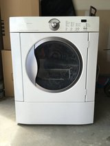 Frigidaire front load gas dryer in Vacaville, California