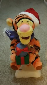 Tigger from Pooh, Indoor Christmas decoration in Byron, Georgia
