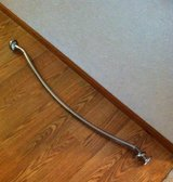 Curved Shower Curtain Rod in Naperville, Illinois