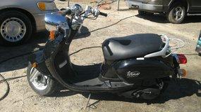 2008 YAMAHA VINO 12S SCOOTER in Moody AFB, Georgia