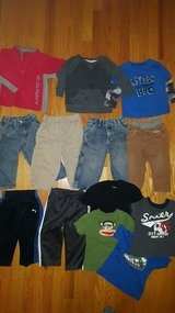 Boys 18 month clothes lot in Aurora, Illinois