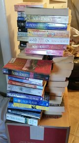 Lot of 80 Nora Roberts Paperback Books in 29 Palms, California