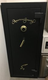 Heavy American Security Gun Safe in 29 Palms, California