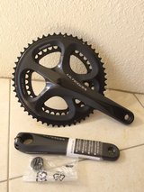 NEW!  Shimano Ultegra FC-6700-G Crankset One Color, 172.5mm, 53/39 in Okinawa, Japan