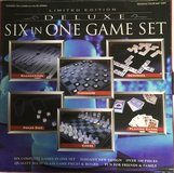 Deluxe Six in One Game Set in Okinawa, Japan