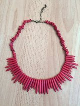 Red Necklace in Ramstein, Germany