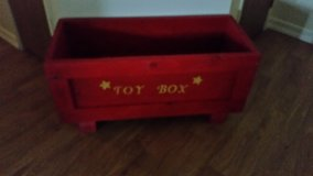Toy box in Barstow, California