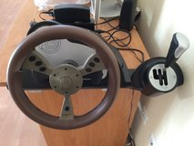 Act Labs Force RS Racing Wheel, Pedals & Shifter in Ramstein, Germany