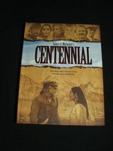 James A. Michener's Epic Centennial 6-Dvd set in Glendale Heights, Illinois