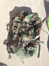 Military Bag in Travis AFB, California