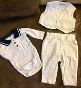 Baptism christening wedding outfit in Bolingbrook, Illinois
