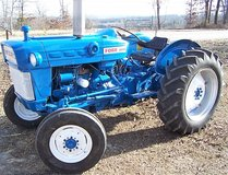 1966, FORD 3000 C1023C Farm Tractor, Agricultural all Purpose in Fort Leonard Wood, Missouri
