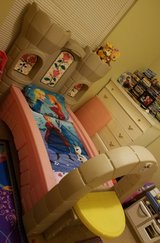 Step 2 princess castle bed in Fort Irwin, California