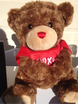 XOXO Bear in Travis AFB, California
