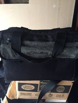Black diaper bag in Temecula, California