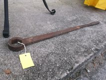 Forged Cast Iron Railroad Wrench (1416-49) in Camp Lejeune, North Carolina