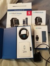 Fitbit Blaze with 2 BANDS size small and ready to go in Camp Lejeune, North Carolina