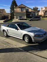 2004 Mustang Convertible in Vacaville, California
