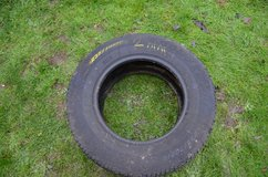 Tyre Goodyear eagleGT+4 235/70R16 2mm 10.00 ono in Lakenheath, UK