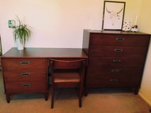 Vintage Desk and dresser set by Drexel heritage  70s in San Clemente, California