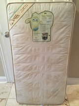 Serta Crib/Toddler Bed Mattress in Batavia, Illinois