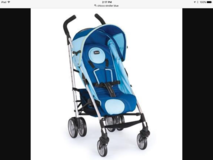 Chicco stroller in Nellis AFB, Nevada