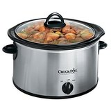 ***REDUCED***BRAND NEW***Crock-Pot 4-Quart Round Manual Slow Cooker, Stainless Steel*** in Kingwood, Texas