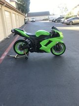 2008 Zx6 Super Clean!!! in Camp Pendleton, California
