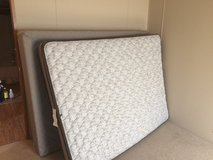 Queen size mattress and box springs in Elizabeth City, North Carolina