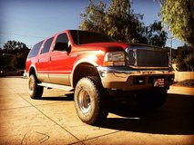 2000 Ford Excursion limited Edition lifted 4x4 in Oceanside, California