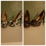 Brand new heels in Travis AFB, California