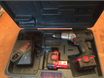 Bosch cordless hammer drill kit in Chicago, Illinois