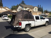 Truck tent in Vacaville, California