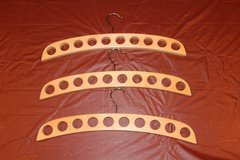 Wooden Scarf Hangers in Fort Leonard Wood, Missouri