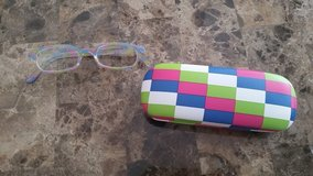Stylish Glasses w/ Matching Case in Fort Campbell, Kentucky